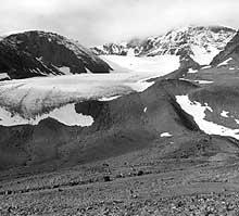 Storglaciären 1997