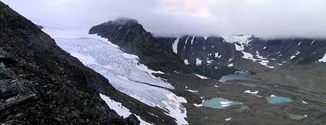 Isfallsglaciären